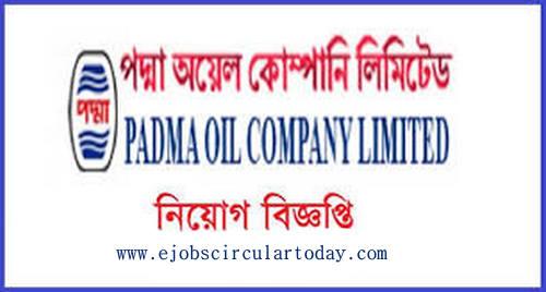 Padma Oil Company Ltd Job Circular